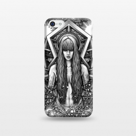 iPhone 5C  Winya 41 by Winya (cute,horror,tv pop culture,women,blood,skeleton,bone,cruel,girl,sexy,pinup,reborn,hipster,space,art line,nice,galaxy,cosmic,nature,earth,andromeda,popular,baroque,line work,pretty,sacred geometry,biker,rocker,death metal,dead,fun,geometry,modern,sacred,nude,day of the dead,skull,demon,goddess,fairy,)