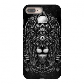 Winya 44 by Winya (lion,king,animal,leo,forest,guardian,big tiger,spirit,lion hearted,god,lion face,popular,best seller,awesome,death,dead,line work,baroque,art line,tattoo design,tattoo,skull,horror,pop culture,nature,dark,great,epic,halloween,indian,bone,canine,feather,amulets,charm,arrow,tongue,shaman,sorcerer,ghos)