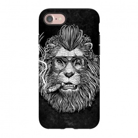 iPhone 8/7  Winya 47 by Winya (comics,pop culture,scar,scary,sci fi,cartoon,impressive,terrific,popular,best seller,modern art,awesome,fantastic,nice,geek,artsy,beautiful,nature,black white,dog,line work,art line,baroque,tattoo,wtf,horror,dark,lion,king,animal,leo,forest,guardian,big tiger,spirit,lion hearted,god,lion face)