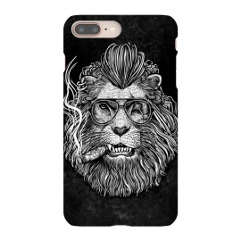 iPhone 8/7 plus  Winya 47 by Winya (comics,pop culture,scar,scary,sci fi,cartoon,impressive,terrific,popular,best seller,modern art,awesome,fantastic,nice,geek,artsy,beautiful,nature,black white,dog,line work,art line,baroque,tattoo,wtf,horror,dark,lion,king,animal,leo,forest,guardian,big tiger,spirit,lion hearted,god,lion face)