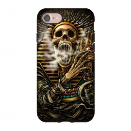 iPhone 8/7  Winya 60 by Winya (mummified,tutankhamen,pharaoh,coffin,ornate,sarcophagus,antiquities,archaeology,egyptian culture,halloween,monster fictional,mummy character,cartoon,horror,sign,parchment,placard,holding,dead person,bandage,body,the human body,shock,safety pin,holidays and celebrations,mummy,ghost,zombie,fantasy,mon)