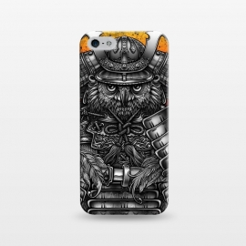 iPhone 5/5E/5s  Winya 63 by Winya (ronin,martial,katana,bushido,tattoo art,bird,owl,samurai,war,dark,art line,horror,animal,line work,spaulder,fighter,warrior,japan,suit of armor,hip ster,fantasy,monster,spirit,pop culture,surrealism,protective mask workwear,face guard sport,mask disguise,emperor,japanese culture,sword,ancient,cultur)