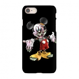 iPhone 8/7  Winya 64 by Winya (mickey mouse,halloween,mickey,mouse,cartoon,zombie,walking,isolated,monster fictional character,color image,blood,reaching,wound,walking dead,skeleton,rat,death,dead,devil,evil,undead,day of the death,disney,horror,occupation,pursuit concept,dead person,humor,spirituality,ideas,freedom,fantasy,men,i)