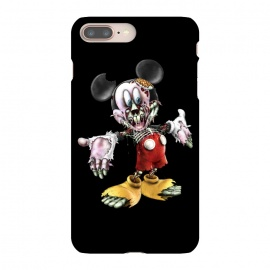 iPhone 8/7 plus  Winya 64 by Winya (mickey mouse,halloween,mickey,mouse,cartoon,zombie,walking,isolated,monster fictional character,color image,blood,reaching,wound,walking dead,skeleton,rat,death,dead,devil,evil,undead,day of the death,disney,horror,occupation,pursuit concept,dead person,humor,spirituality,ideas,freedom,fantasy,men,i)