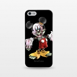 iPhone 5/5E/5s  Winya 64 by Winya (mickey mouse,halloween,mickey,mouse,cartoon,zombie,walking,isolated,monster fictional character,color image,blood,reaching,wound,walking dead,skeleton,rat,death,dead,devil,evil,undead,day of the death,disney,horror,occupation,pursuit concept,dead person,humor,spirituality,ideas,freedom,fantasy,men,i)
