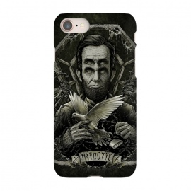 iPhone 8/7  Winya 68 by Winya (hypnotic,abraham lincoln,abraham,geometric,lincoln,dove,usa,key,barb,barb wire,casket,graves,hypnotic eye,4 eyes,dark,mysterious,occult,hidden,ulterior,secret,marvellous,marvelous,wonderful,halloween,wondrous,amazing,hypnotize,magnetize,mesmerize,spirit,soul,psych,wraith,mind,bird,man,inking,scary,d)