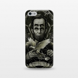 iPhone 5/5E/5s  Winya 68 by Winya (hypnotic,abraham lincoln,abraham,geometric,lincoln,dove,usa,key,barb,barb wire,casket,graves,hypnotic eye,4 eyes,dark,mysterious,occult,hidden,ulterior,secret,marvellous,marvelous,wonderful,halloween,wondrous,amazing,hypnotize,magnetize,mesmerize,spirit,soul,psych,wraith,mind,bird,man,inking,scary,d)