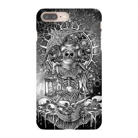iPhone 8/7 plus  Winya 73 by Winya (skull,vintage helmet,mandala,galaxy,cosmic,tattoo art,artsy,line work,line art,nice,fantastic,space,big bang,trek,geek,orbit,god,geometric,stars,reaperess,tree,tree of life,sacred,god of death,sick,winya,awsome,spirit,soul,reborn,skeleton,bone,cruel,scuba,sea,surreal,pop,hip,universe,evil,hell,ancho)