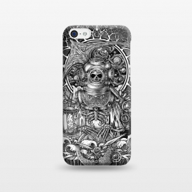 iPhone 5C  Winya 73 by Winya (skull,vintage helmet,mandala,galaxy,cosmic,tattoo art,artsy,line work,line art,nice,fantastic,space,big bang,trek,geek,orbit,god,geometric,stars,reaperess,tree,tree of life,sacred,god of death,sick,winya,awsome,spirit,soul,reborn,skeleton,bone,cruel,scuba,sea,surreal,pop,hip,universe,evil,hell,ancho)