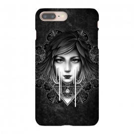 iPhone 8/7 plus  Winya 77 by Winya (sacred geometry,pattern,crystal,triangle,poly,polysight,sign,symbol,emblem,insignia,badge,hipster,sacred,vintage,retro,pop,abstract,skull,scarlet,sacred geometry icons,teen,women,girl,lady,jewelry,tiffany,tear,cry,sad,geometry,tattoo,dark,fantasy,beautiful,punk,baroque,art line,gothic,surreal,black )