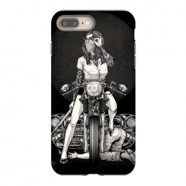iPhone 8/7 plus  Winya 82 by Winya (women,sex,pinup,blood,manga,comics,samurai,tattoo,kill,avengers,cafe racer,motorcycles,japan,biker,art line,nice,never give up,redemption,revenge,beautiful,fantastic,epic,terrific,great,awesome,amazing,car,old car,vintage car,retro car,classic chevy,classic car,chevy 1957,chevrolet bel air,chevrolet)