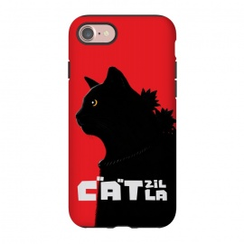 iPhone 8/7  Catzilla by Tummeow ()