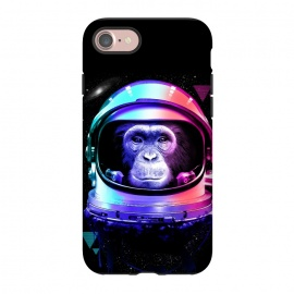 iPhone 8/7  Apestronaut by Jay Maninang (space,ape,cosmic,astronaut,chimps,space travel)