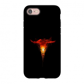 iPhone 8/7  Apocalypse by Jay Maninang (skull,doom,last day,death,fire,flame,war,surreal)