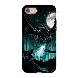 iPhone 8/7  Meet The Myth by Jay Maninang (dragon,myth,warrior,mythology,creature,got)