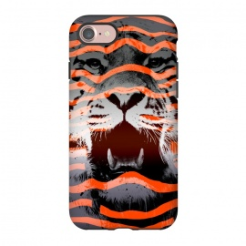 iPhone 8/7  Stripped by Jay Maninang (tiger,stripes,nature,wild,wildlife, bigcats,cats)