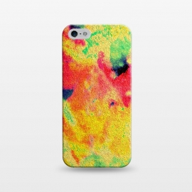 iPhone 5/5E/5s  Fun n Rock 摇滚の乐 by EY Chin (abstract,rock n roll,rock,love,music,vintage,nature,fashion,70s,80s,celebration,neon,space,gold,pink,blue,green,yellow,orange,colorful)