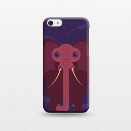 iPhone 5C  Elephant  by Parag K (Art,ArtElephant,Creative,ive)