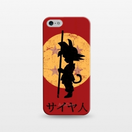 iPhone 5/5E/5s  Looking for the dragon balls by Denis Orio Ibañez