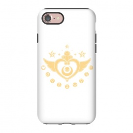 iPhone 7 StrongFit Sailor Moon by Manos Papatheodorou (sailor monn, anime,tv,series)