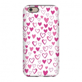 iPhone 6/6s  Lovehearts by Kimrhi Studios