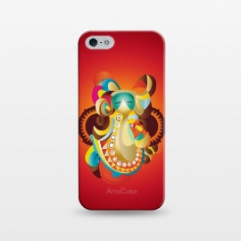 iPhone 5/5E/5s  Zulia in Love by  (COLOR,VECTOR,ILLUSTRATION)