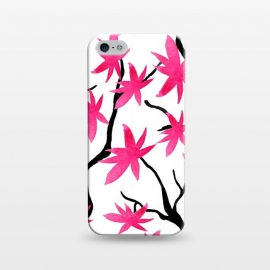 iPhone 5/5E/5s  Pink Blossoms by Amaya Brydon (cherryblossoms,pink,branches,nature,twigs,floral,japanese)