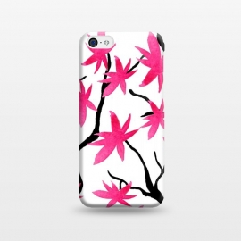 iPhone 5C  Pink Blossoms by Amaya Brydon (cherryblossoms,pink,branches,nature,twigs,floral,japanese)