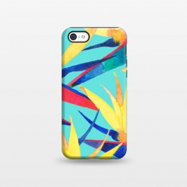 iPhone 5C  Summer Tropics by Amaya Brydon