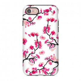 iPhone 8/7  Japanese Cherry Blossoms by Amaya Brydon