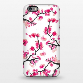 iPhone 6/6s plus  Japanese Cherry Blossoms by Amaya Brydon