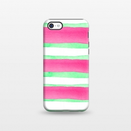 iPhone 5C  Peppermint Candy by Amaya Brydon