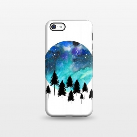 iPhone 5C  Aurora Borealis by Amaya Brydon
