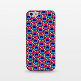 iPhone 5/5E/5s  Retro Peacock by Amaya Brydon (peacock,feathers,pattern,retro)