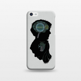 iPhone 5C  Mind and Heart by Samiel Art