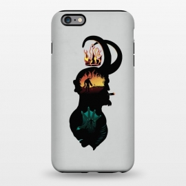 iPhone 6/6s plus  Paranormal Agents by Samiel Art