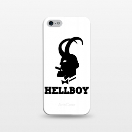 iPhone 5/5E/5s  Playboy by Samiel Art (samiel,samielart,playboy,hellboy,hot,bunny,funny,lol)