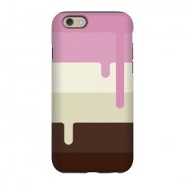 iPhone 6/6s  Neapolitan Ice Cream by Dellán