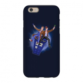 iPhone 6/6s  THE DOCTOR'S TIMEY-WIMEY ADVENTURE by SKULLPY