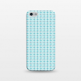 iPhone 5/5E/5s  Blue Pattern by Karim Luengo