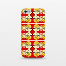 iPhone 5/5E/5s  Americana by Karim Luengo (color,illustration,vector,pattern)