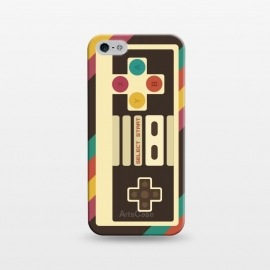 iPhone 5/5E/5s  Retro Video Game by Dellán