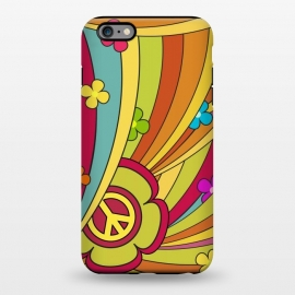 iPhone 6/6s plus  Peace (1960´s Fancy) by Dellán