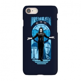 iPhone 7 SlimFit IT CAN'T RAIN ALL THE TIME by SKULLPY ( CROW, THE CROW,BRANDON LEE, CULT MOVIE,MOVIE,90'S,90S,NINETIES,IT CANT RAIN ALL THE TIME,SKULLPY,ART NOUVEAU,GOTHIC,DARK,FILM)