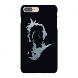 iPhone 8/7 plus  FANTASY IS BACK by  (SKULLPY, VIDEOGAMES, GAMER, FFVII,FF7,FINAL FANTASY 7, FINAL FANTASY VII,SQUARE,CLOUD,AERITH,CLASSIC ,GAMES,GAMER,PLAYSTATION,FINAL FANTASY,RPG,NOSTALGIA, CHILDHOOD,SILHOUETTE)