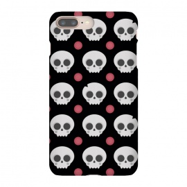 iPhone 8/7 plus  Skulls Pattern by Dellán