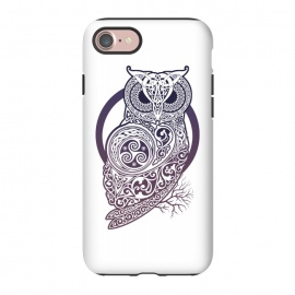 iPhone 8/7  CELTIC OWL by RAIDHO