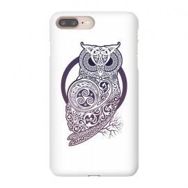 CELTIC OWL by RAIDHO (owl,celtic,celtic-knotwork,knotwork,celtic-spirals)