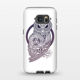 Galaxy S7  CELTIC OWL by RAIDHO