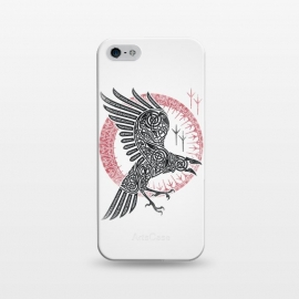 iPhone 5/5E/5s  RAGNAR'S RAVEN by